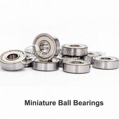 High precision skateboard bearing 608ZZ 608-2RS 608 608z bearing