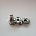 Chrome steel ABEC-1 Z2 623 624 625 626 627 628 629 ZZ Miniature bearings