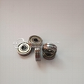 Aluminium Sliding Window Roller Bearing 606zz 606 China Factory Bearings