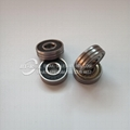 Aluminium Sliding Window Roller Bearing 608zz 608 608rs China Factory Bearings
