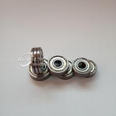 Deep groove ball bearing 608z 608 zz 608RS for skateboard window door bearing