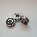 626z deep groove ball bearing for wheel barrow 626 shower door roller bearings