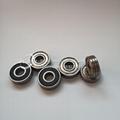 626zz aluminum window roller automatic door wheel ball bearing 4