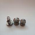 626zz aluminum window roller automatic door wheel ball bearing 6