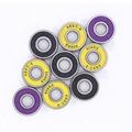 High Speed Low Noise 608 2rs Skateboard Longboard Roller Skate Bearings 608rs