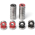 High Performance 608rs Roller Skate Scooter 8X22X7mm Skateboard 608 Bearings