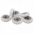 625ZZ 626ZZ 625 R spherical plastic roller bearings 5*16*5 mm for 3D Printer