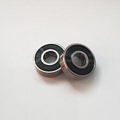 Bearing 608 Bearing High Carbon Steel Chrome 608zz RS Ball Roller Bearings