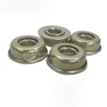 Miniature Stamping Bearing Wheelchair Flanged Bearings