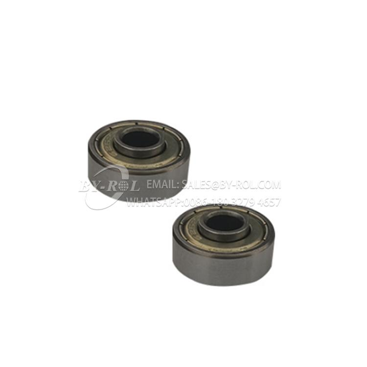 Carbon Steel Bearing 608 626 Small Bearings with Extended Inner Rings