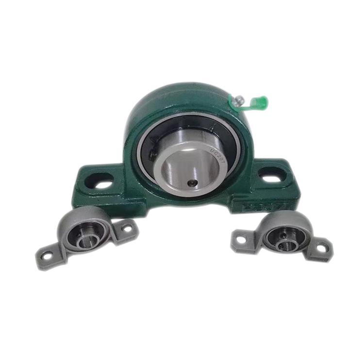 Pillow block bearings insert radial ball bearing UCP207 agricultural machinery