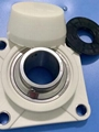 SUCPLF205 Flange Bearing Mounted Bearing Unit Thermoplastic Bearing Housing