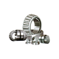 Metric Size Chrome Steel Tapered Roller