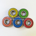 China Bearing Factory Color Miniature Ball Bearings 608 626 609
