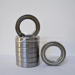 6700 6800 6804 6805 6902 6905 ZZ 2RS Single Row Thin Section Wall Ball Bearing