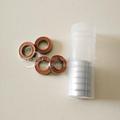 Rubber seals micro hybrid ceramic fishing reel ball bearing miniature bearings