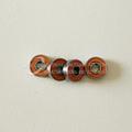 China ceramic reel bearings Si3n4 fishing rod reel hybrid ceramic bearings