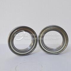 High Precision Thin Section Bearings Thin Wall Deep Groove Ball Bearings