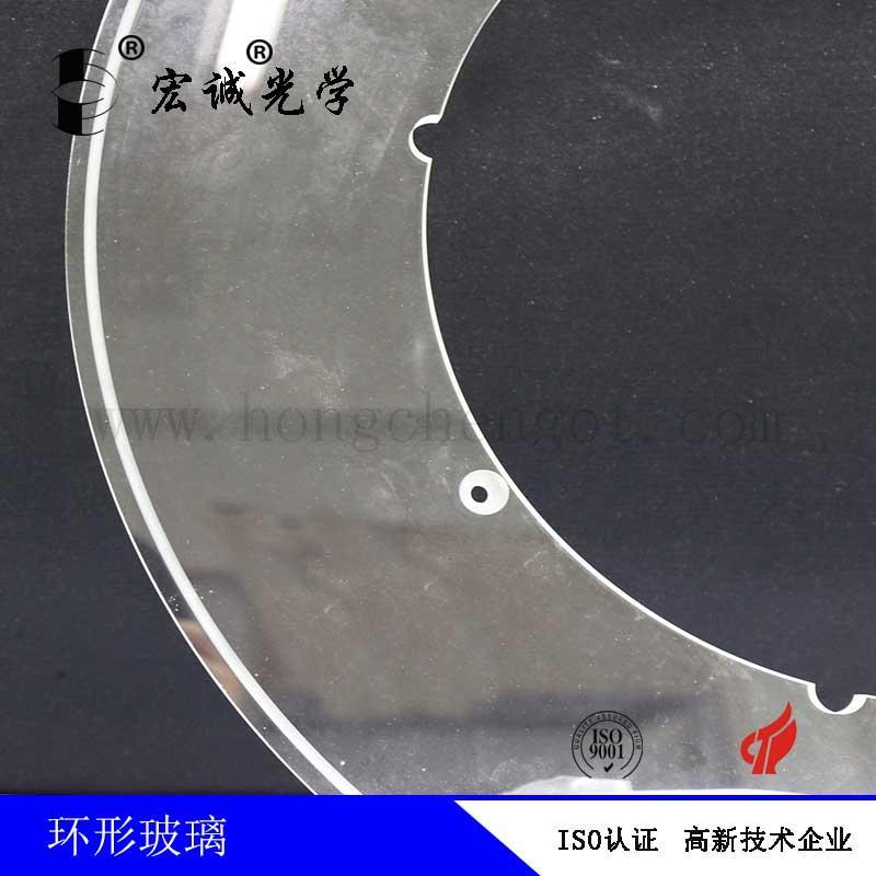 Φ500mm manufactures screening machine optical glass V/U groove Square Workbench  2