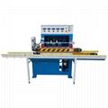 Straight Line 45 degree Glass edging polishing machine