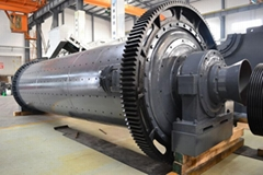 Ball mill machine for mining industry