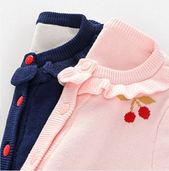 Knit Apparel %baby rompers