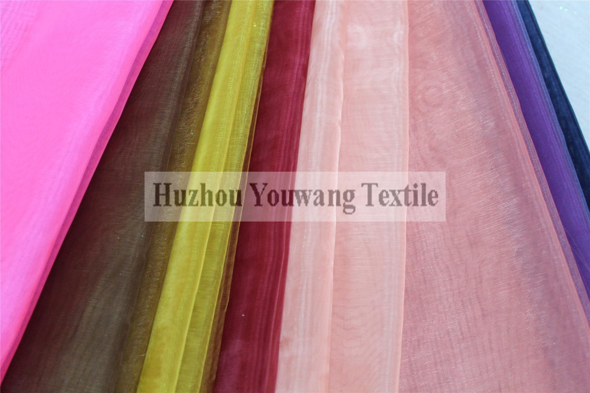 Nylon Glass Organza 3