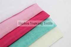 Dyed Polyester Voile Fabric (Hot Product - 1*)