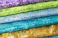 Printed Glass Organza Fabric