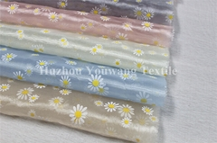 Printed Crystal Organza Fabric (Hot Product - 1*)