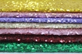 Knitted Sequins' Wedding Dress Fabric