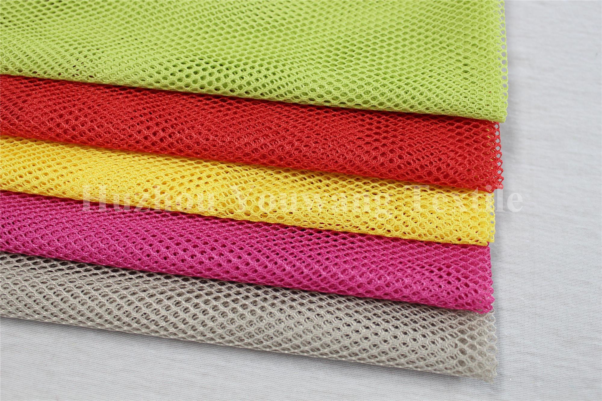 Wholesale Big Holes Tull Mesh Fabric 1