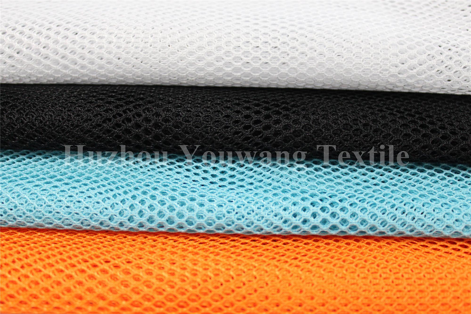 Wholesale Big Holes Tull Mesh Fabric 2