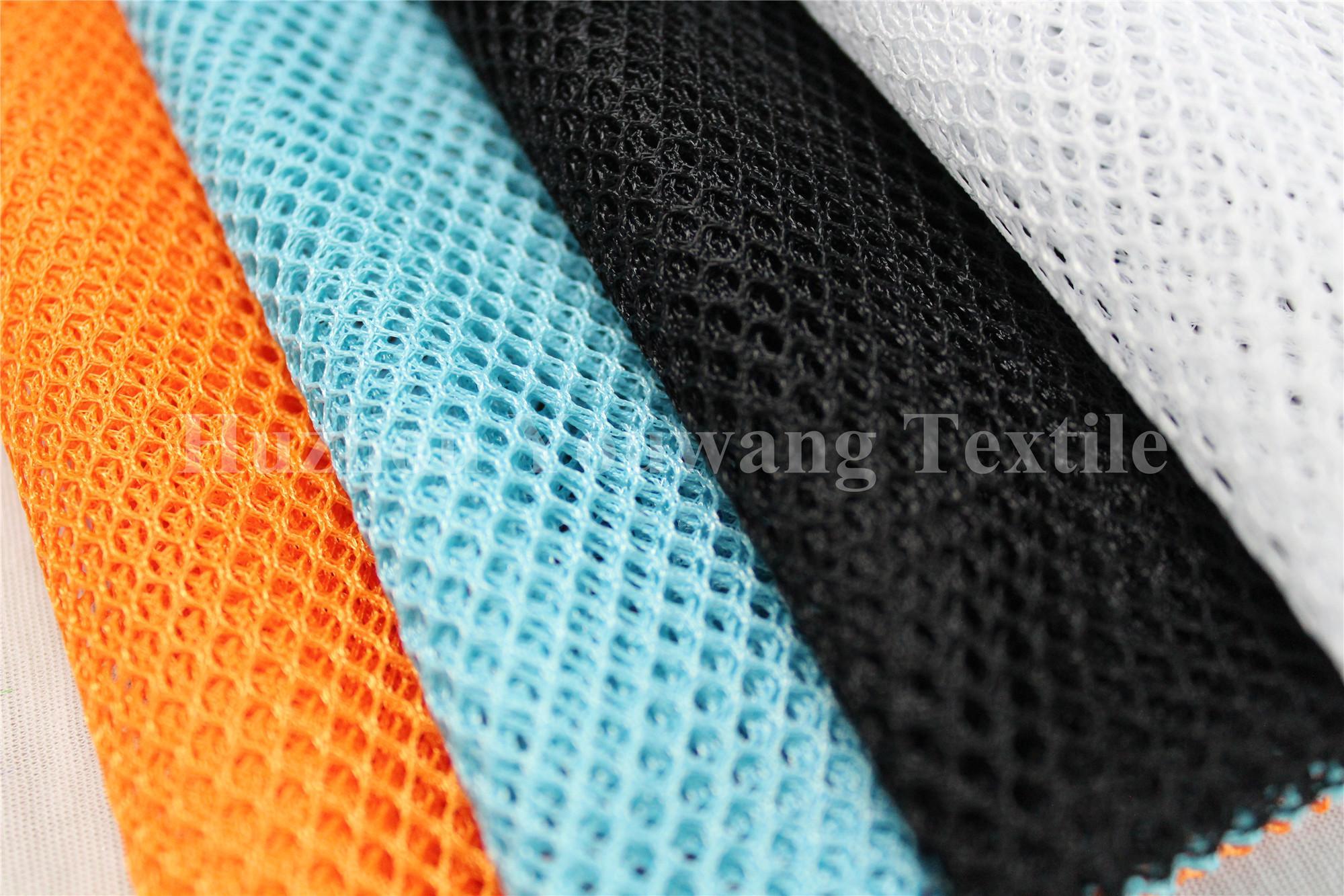 Wholesale Big Holes Tull Mesh Fabric 3