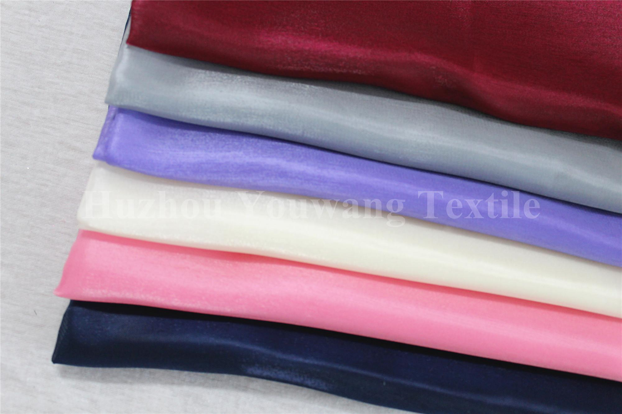 Soft Korean Organza Fabric 1