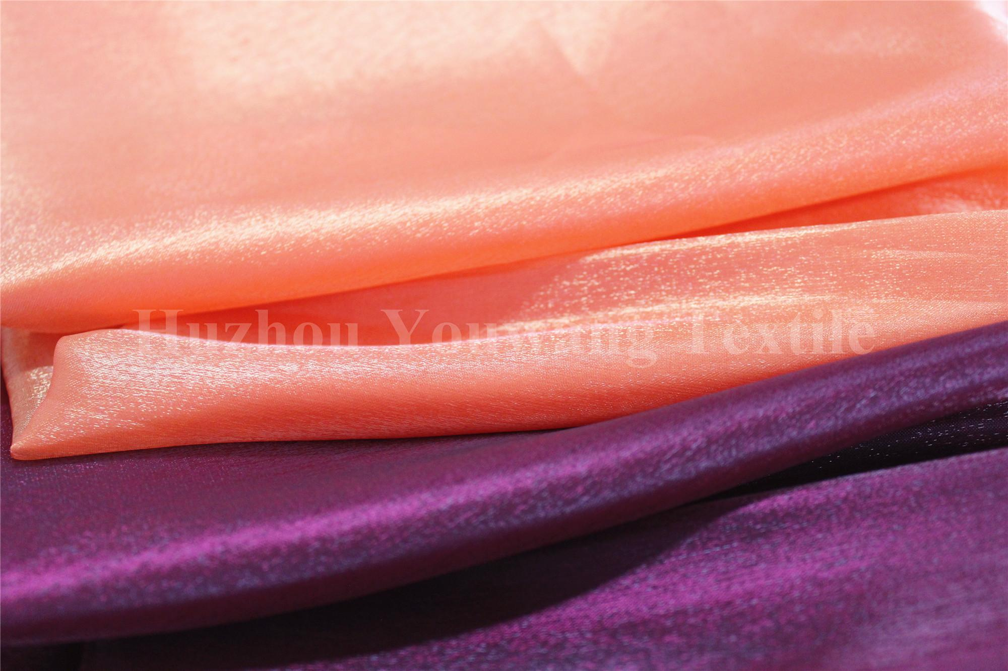 Soft Korean Organza Fabric 4