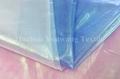 Plain Rainbow Organza Fabric