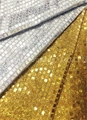 3D Sequins Knitted Fabric 3