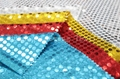 6MM Sequins Knitted Fabric