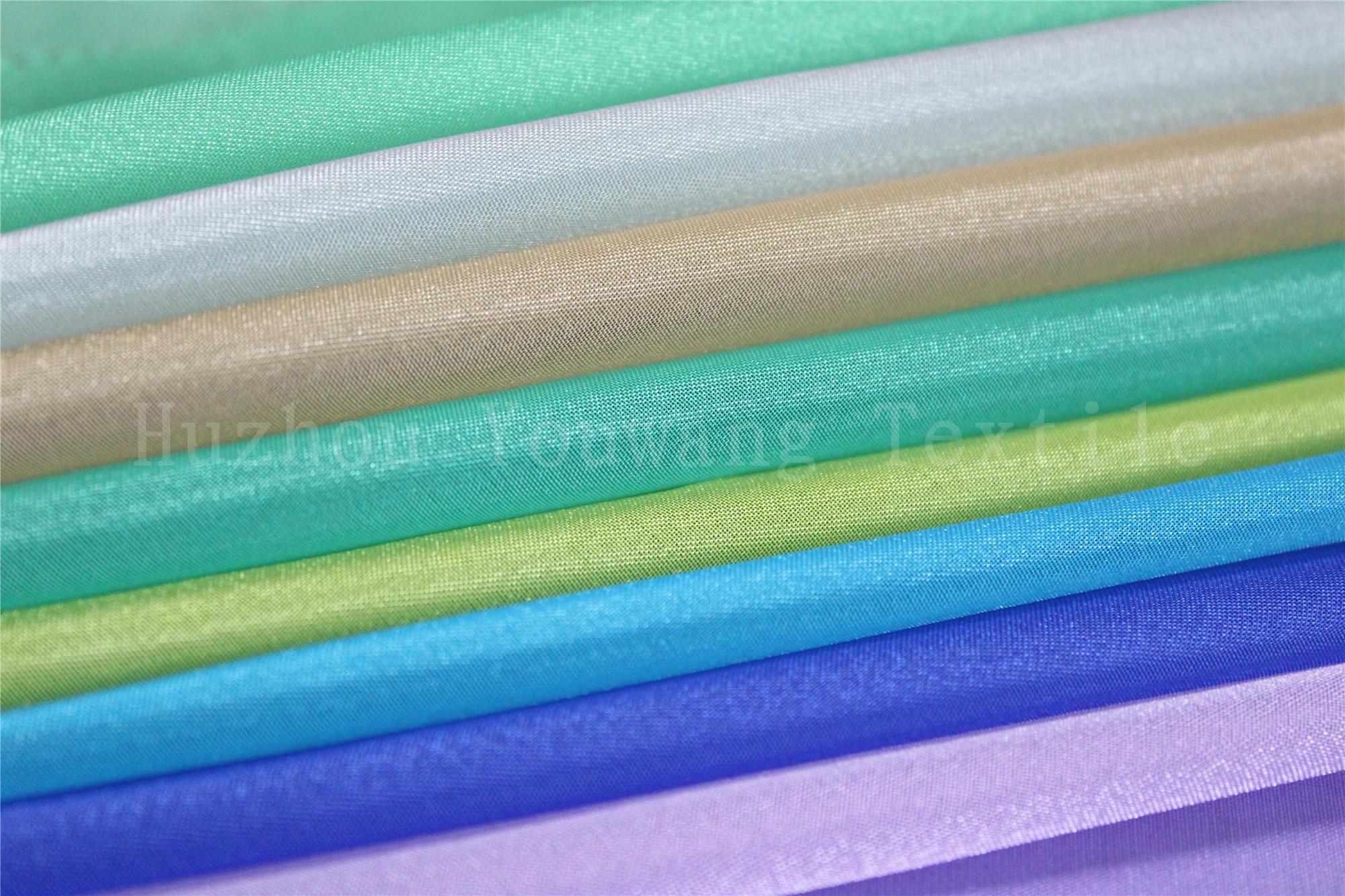 68D Crystal Organza Fabric 3