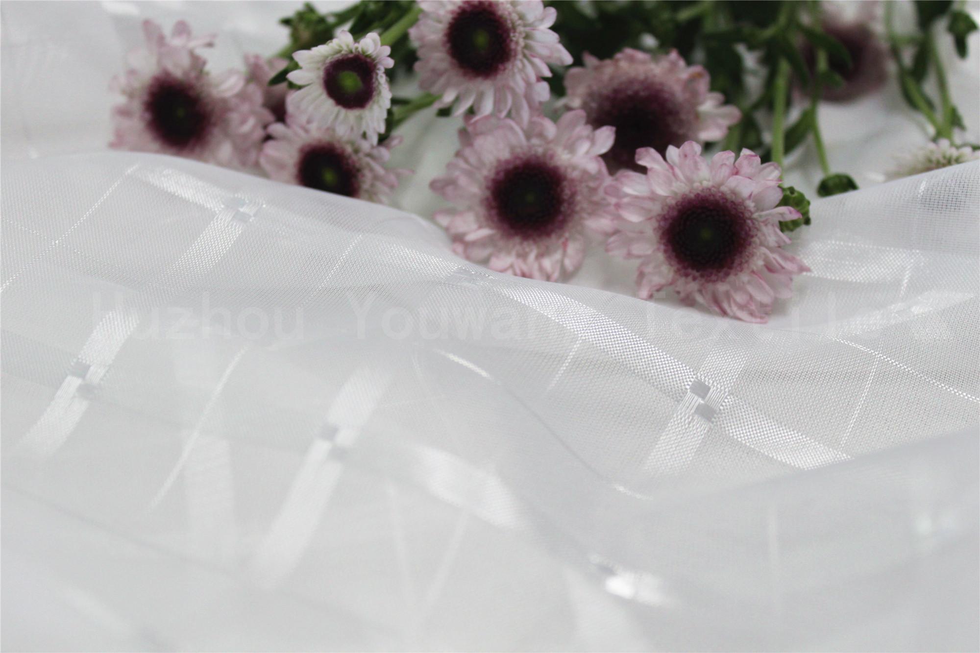 Matts Sheer Voile Fabric 3