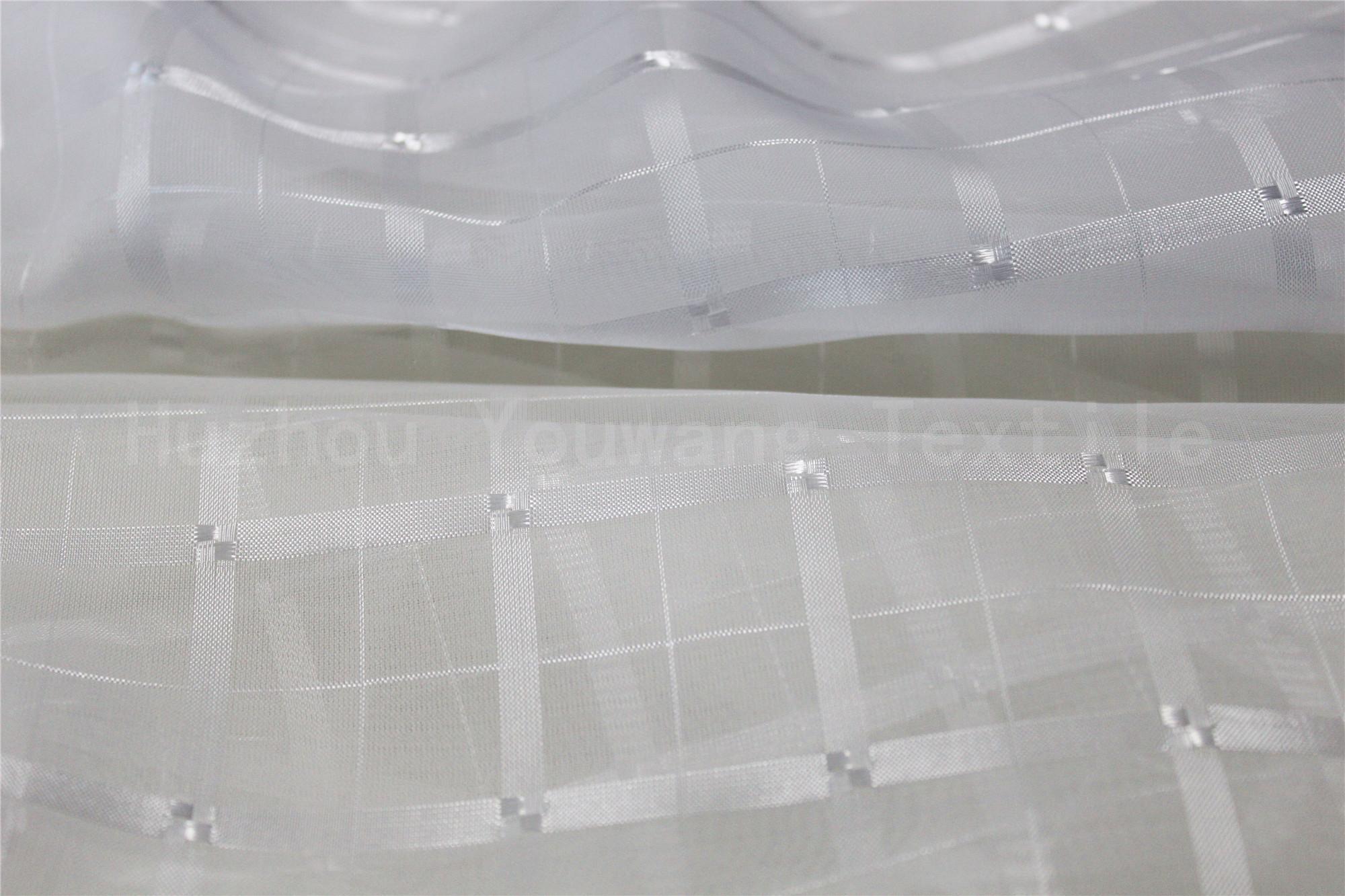 Matts Sheer Voile Fabric 4