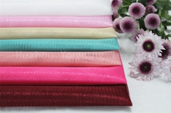Shiny Tull Fabric For Curtain Using