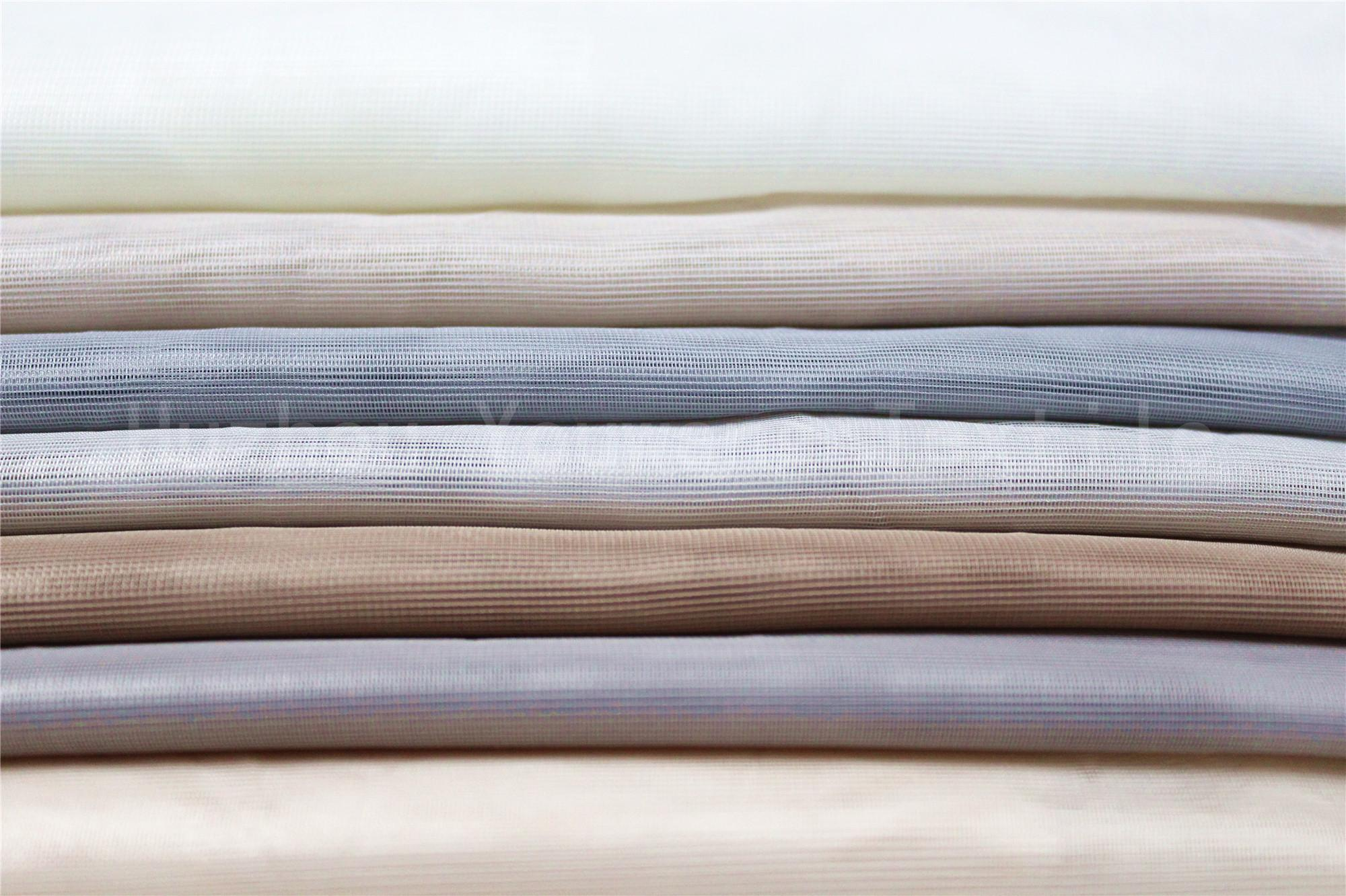 Soft Tull Fabric For Curtain Using 3