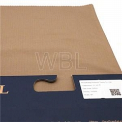 Polyester cotton twill fabric for workwear ripstop fabric