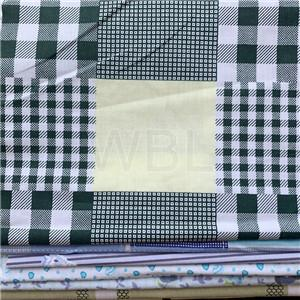bed sheets cotton bedding for school bed  fabric manufacturers 1