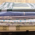 bed sheets cotton bedding for school bed  fabric manufacturers 2