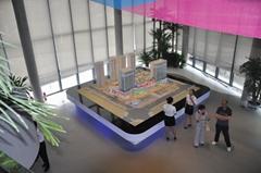 北京模型公司各類地產規劃山體工業沙盤模型的設計與製作