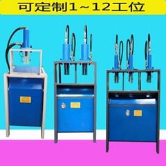 角鋼加工組合液壓沖孔機角鋼角鐵打孔機槽鋼開孔機角鐵切斷機