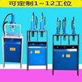 不锈钢方管冲孔机液压槽钢角铁切断机多功能管材打孔机 3